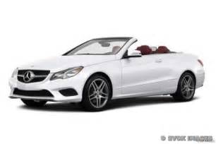 Mercedes E Class Convertible For Sale 2016 Mercedes E Class Convertible Pricing For Sale