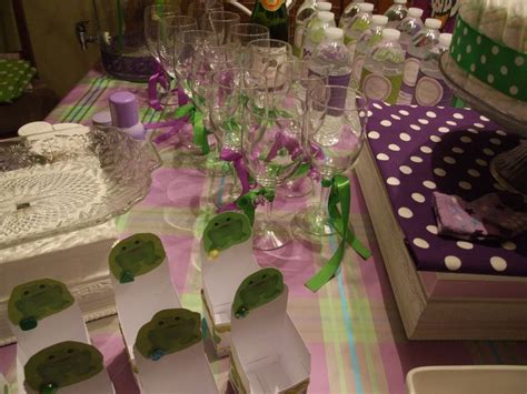 Purple And Green Baby Shower by 103 Best Baby Shower Green And Purple Images On