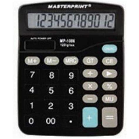 mp digits calculadora de mesa 12 d 237 gitos mp 1086 b 225 sica no