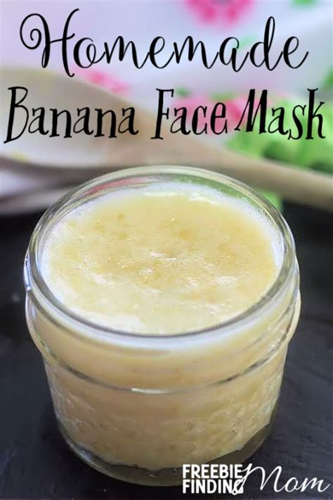 diy banana mask 25 diy masks a magical spell on your skin