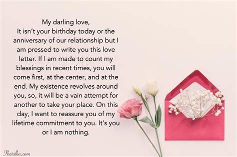 deep romantic love letters thetalka