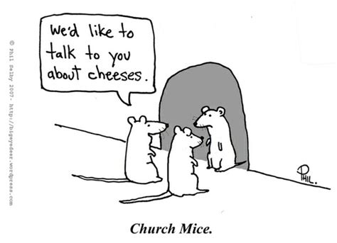 Does Ikea Have Sales by Church Mice Cartoon Funny Joke Pictures