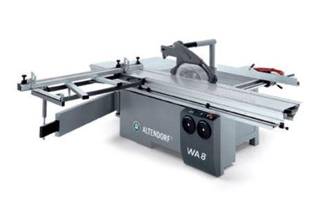 altendorf sliding table saw altendorf wa8 t manual sliding table saw buy table saw