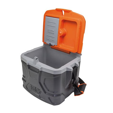 rugged lunch box klein tools tradesman pro coolers tough box cooler soft lunch cooler tool craze