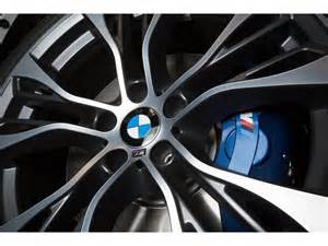 Bmw Performance Brake System Bmw M Performance Brake Sysem F15 X5 F16 X6 Blue