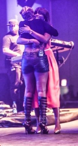 j blige illuminati awww tiwa savage and j blige reunites photos