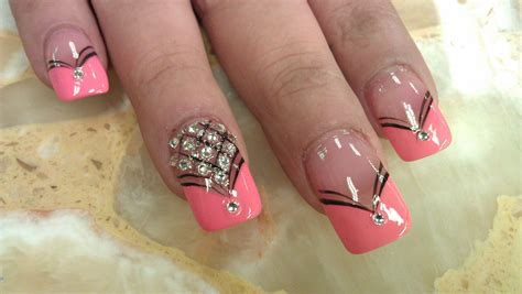 Simple And Beautiful Nail by Nail Designs They Are Really Simple And Beautiful