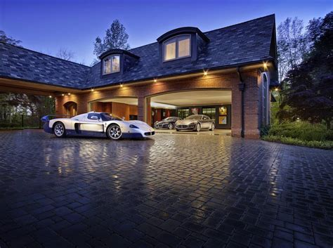 luxury garage the world s most beautiful garages exotics
