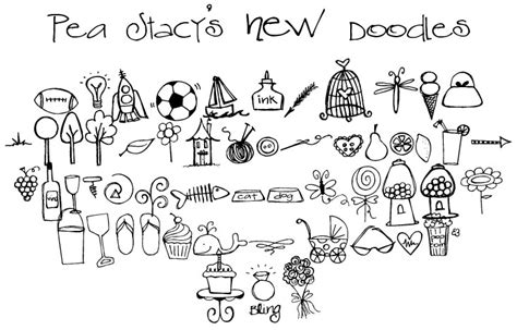 doodle kid free font doodles on doodles doodle and daily planners