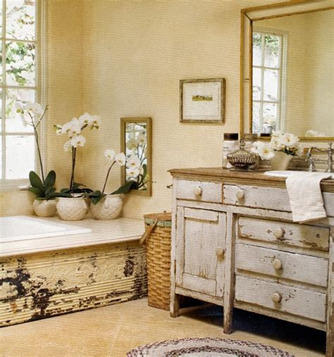 Antique Bathroom Decor » Home Design 2017