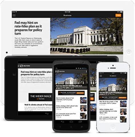 mobile reuters mobile news apps reuters