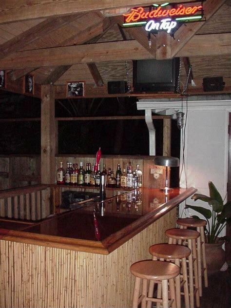 ehbp  tiki bar hut design easy home bar plans