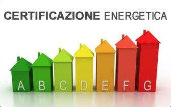 certificazione energetica appartamento certificazione energetica immobile