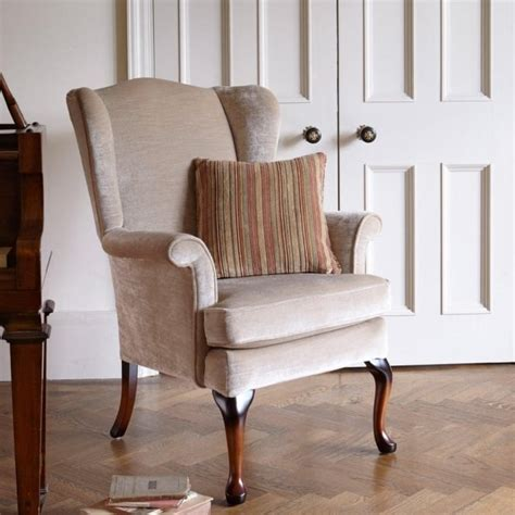 parker knoll upholstery parker knoll hartley wing chair in fabric at smiths the