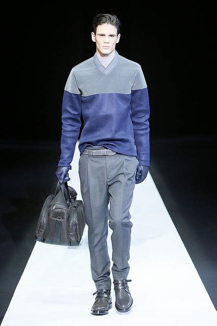 pin 2013 emporio armani saat modelleri on pinterest emporio armani fall 2013 mfw fashionlife pinterest