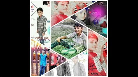Picsart Tutorial Collage | how to make collage image on picsart picsart editing