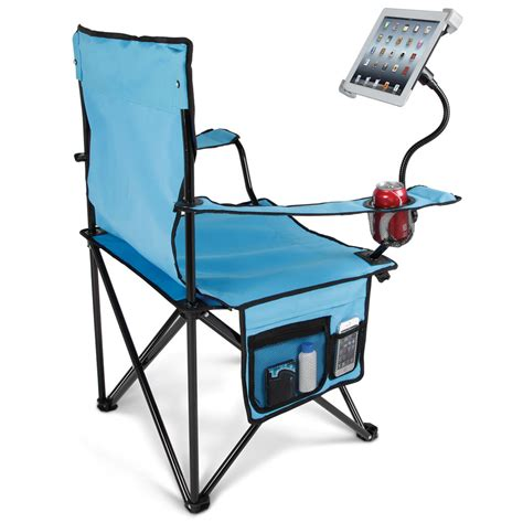 Yard Chair by The Tablet Lawn Chair Hammacher Schlemmer