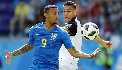 brasil vs costa rica goles resultado mejores jugadas y