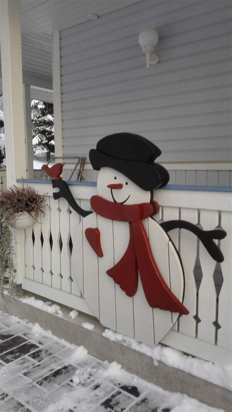 winter yard decorations 37 cutest snowman d 233 cor ideas for this winter digsdigs