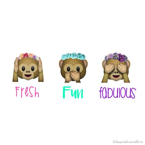 wallpaper flower emoji emoji monkey with flower crown wallpaper google search