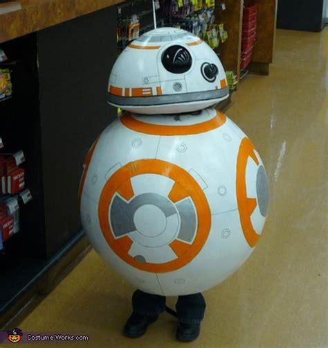 diy star wars bb  costume