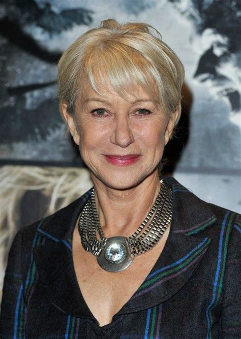 short hairstyles for older woman with fine thin hair age gracefully and beautifully with these lovely short