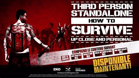 How To Survive Third Person Standalone how to survive third person standalone avis sur pc