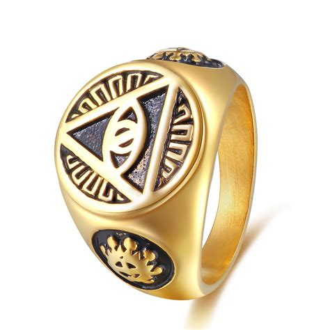 illuminati ring buy wholesale illuminati ring from china illuminati