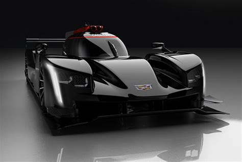 Cadillac Daytona by Cadillac Confirms Daytona Prototype International To Debut