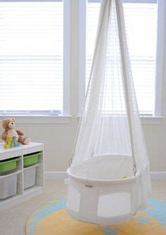 baby swing that hangs from door frame hanging bassinet on pinterest