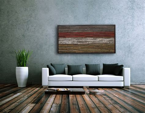 contemporary rustic decor rustic modern wall art and decor ideas furniture home