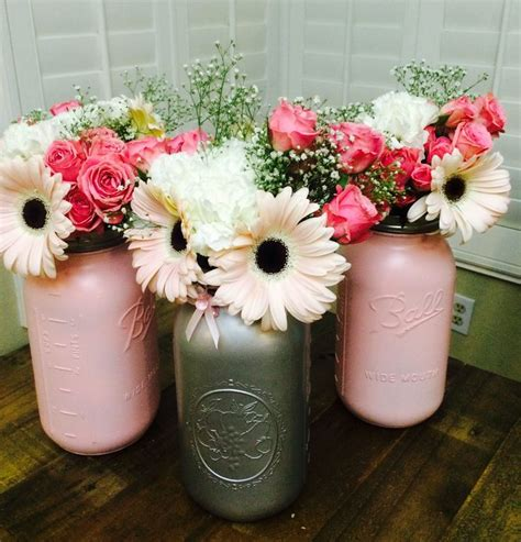 Pink Baby Shower Centerpieces by 25 Best Gray Baby Showers Ideas On Elephant