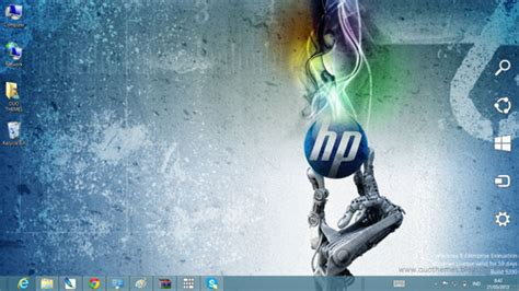 themes pc hp hewlett packard theme for windows 7 and 8 ouo themes