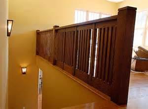 Menards Handrail Dining Room House Ideas Craftsman Style Railings Ideas
