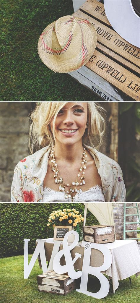 Vintage Wedding Hair Somerset by A Vintage Inspired Festival Wedding In Somerset With Coral