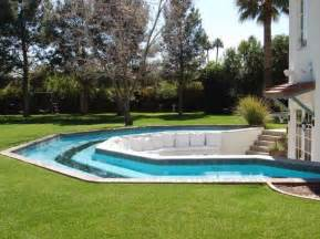 Backyard Lazy River When I Win The Lotto Pinterest Backyard Pool With Lazy River