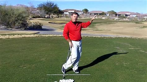Golf Instruction How To Get That Slow Easy Swing Youtube