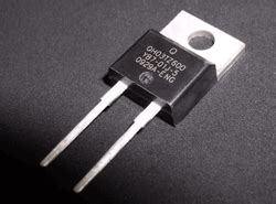 qspeed diodes si diode rectifiers feature low qrr electronic products