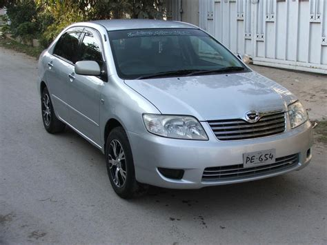 Toyota X 2005 Review Toyota Corolla X 2005 Model For Sale Cars Pakwheels Forums