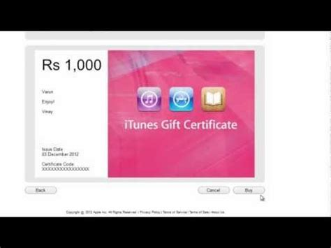 Itunes Gift Card India Free - how to redeem itunes gift card from other countries doovi