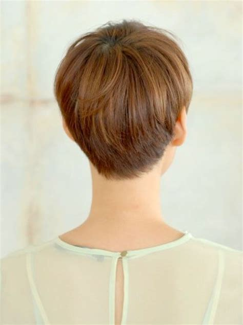 hairstyles on top longer at back 25 best ideas about pixie back view on pinterest short