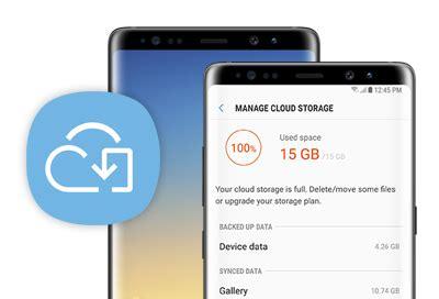 My Samsung Cloud Use Samsung Cloud Storage