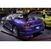 2003 Mitsubishi Eclipse Spyder From 2 Fast Furious