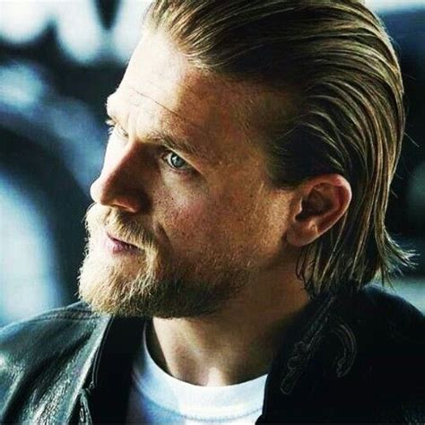 getting a jax teller hairstyle pin by brittney brumfield on addicted to charlie hunnam