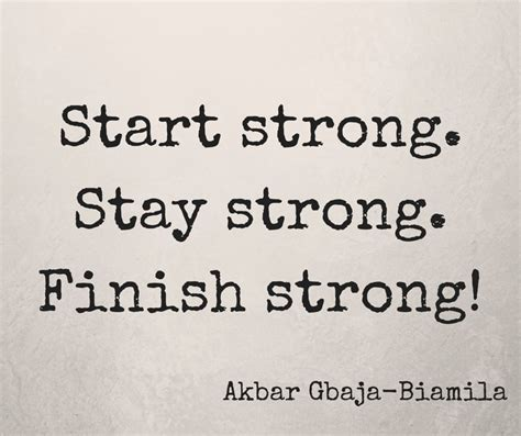 in the beginning a start to a strong finish books synk inc on quot start strong stay strong finish