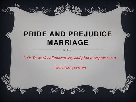 themes of marriage in pride and prejudice pride and prejudice revision marriage