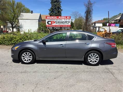 nissan extra used 2015 nissan altima s sedan 12 690 00