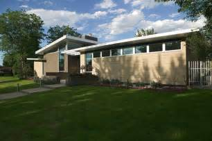 Ranch Home Curb Appeal Ideas - denver mid century modern home rudofsky residence midcentury exterior denver by hmh