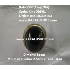Batu Obi King king obi batu obi asli pulau obi maluku utara www