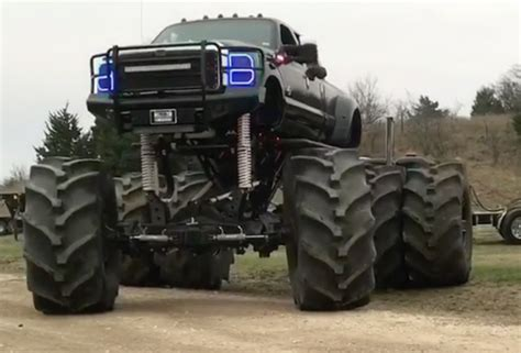 Watch Crazy Off Road Dually Monster Truck Off Road Com Blog